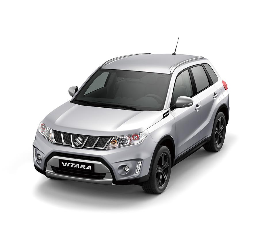 Silky Silver - metalliväri - Suzuki